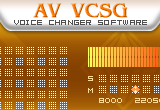 Voice Changer Software 7.0.62 لتغيير